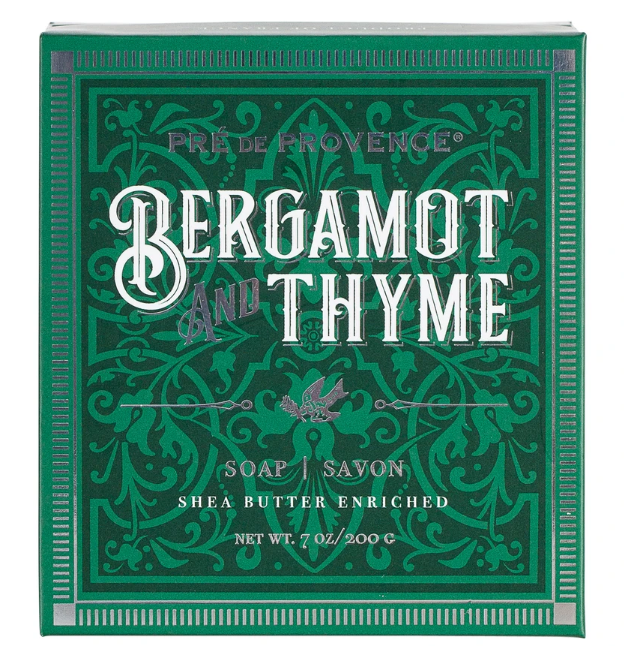 Bergamot and Thyme Soap