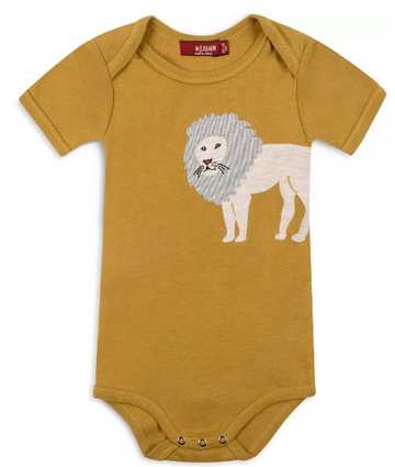 Lion Applique One Piece