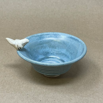 Ceramic Bird Bowl #26