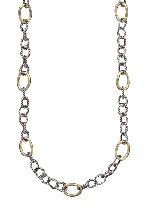 Twisted Link Chain - 18