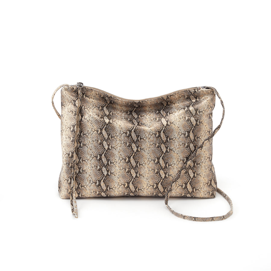 Hobo Ziggy Snake Crossbody
