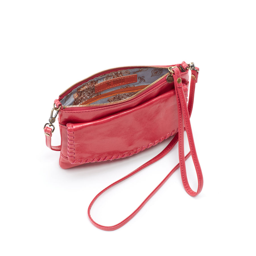 Hobo Stroll Leather Crossbody