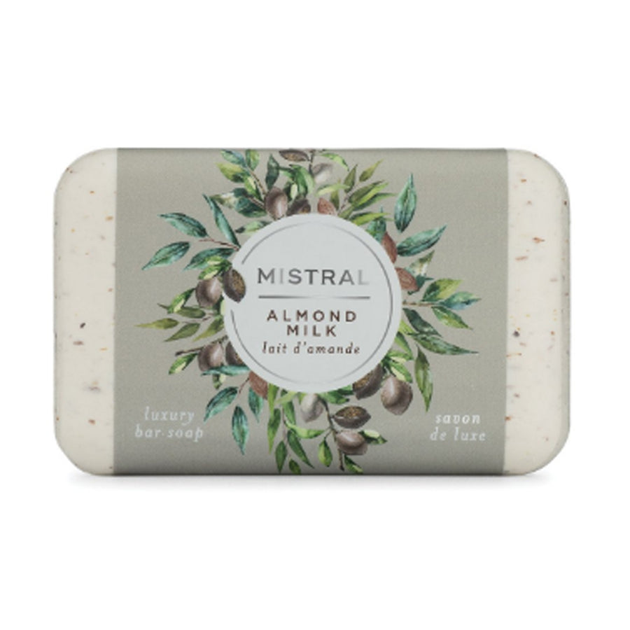 Almond Milk Bar Soap