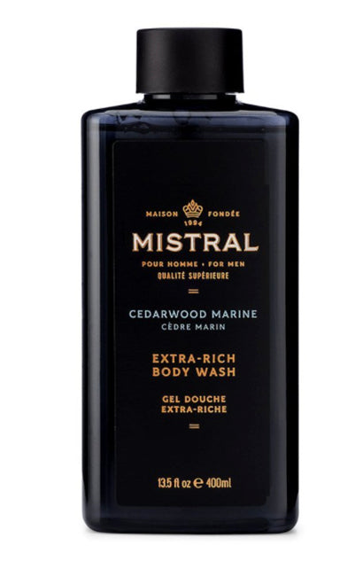 Cedarwood Marine Body Wash