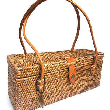 Ata Grass Horizontal Handbag