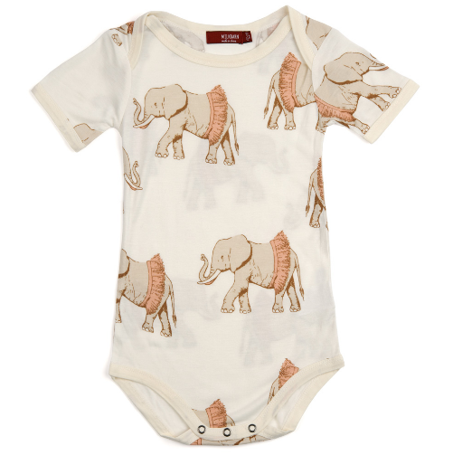 Tutu Elephant One Piece
