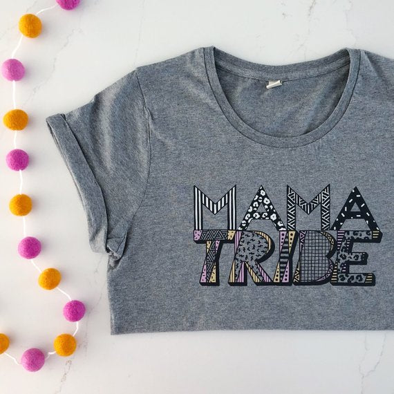 Mama Tribe t.shirt tee clothing merchandise
