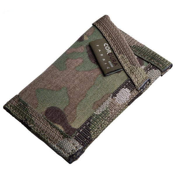 FREE SOLDIER outdoor sports tactical military wallet MC EDC hunting nylon wallet credit ID holder