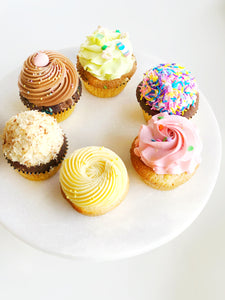 Cupcakes- Assorted (6)