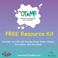 My OT & Me Free Resource Kit Access