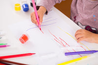 Pencil Grasp Development - Crossing the Midline - Child's Development of Handwriting