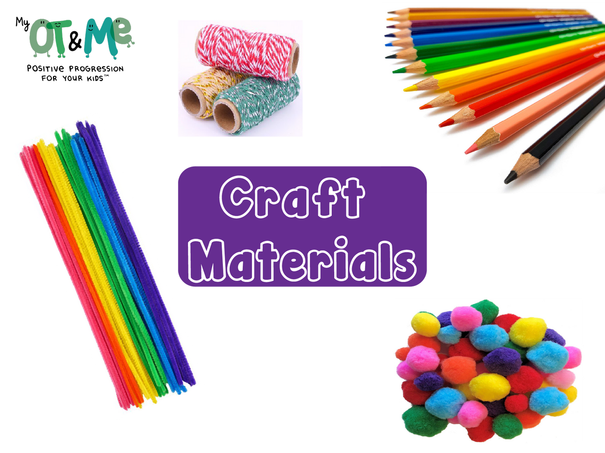 Craft Materials Pack