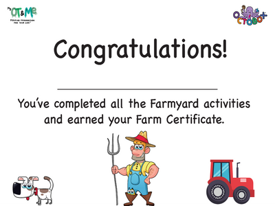 Farmyard Fun - Octobox **Currently FREE on our YouTube Channel.**