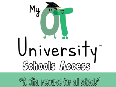 My OT University - Schools & Pre-Schools Access