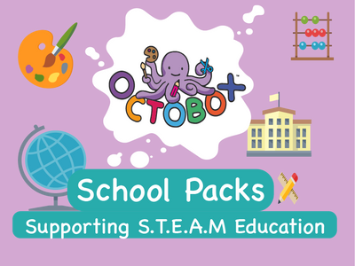 Octobox School Packs - Supporting S.T.E.A.M Projects