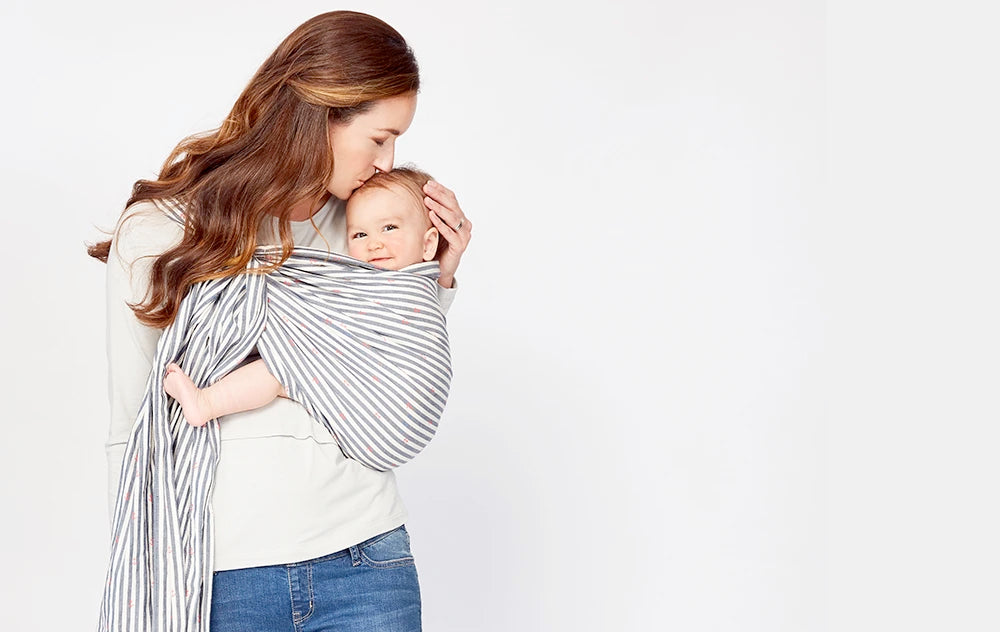 Benefits of using a baby sling