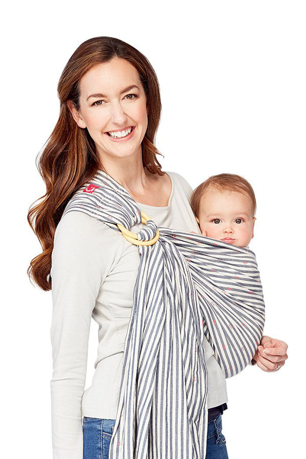 Little Sailors Baby Ring Sling