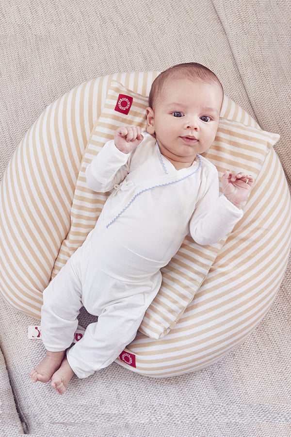 Medical Grade Hypoallergenic 3-in-1 Maternity Support & Feeding Pillow