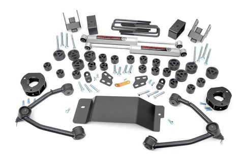 4.75IN GM COMBO LIFT KIT (07-13 1500 PU 4WD)