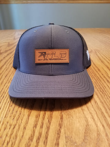 Charcoal Trucker Curved Bill