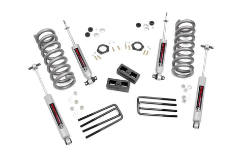 2IN GM SUSPENSION LIFT KIT For 88-98 Chevy/GMC 2wd 1500