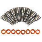 DDP INJECTOR NOZZLE SET - 6 HOLE 30% OVER