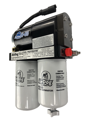 AIRDOG II-4G DF-165-4G AIR/FUEL SEPARATION SYSTEM (11-14)
