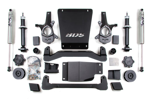 "BDS 4"" Suspension System 