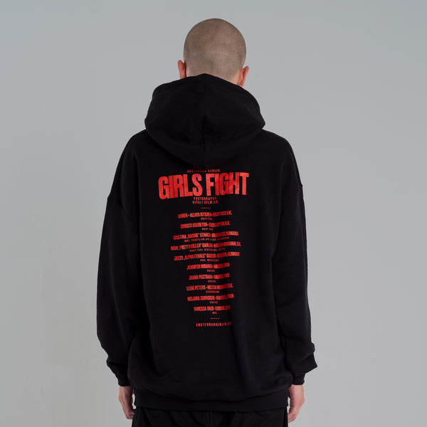 GIRLS FIGHT Hoodie