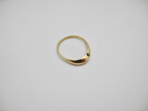 Dome Ring, Gold