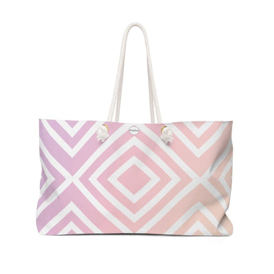 Back To Cali Pink Beach Bag | Ollister Urban