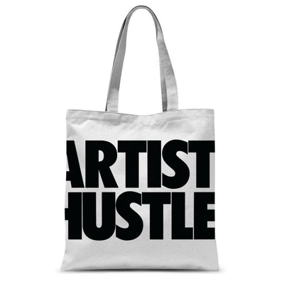 ART HUSTLE Sublimation Tote Bag | Ollister Urban