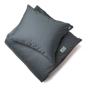 DUVET COVER PLAIN SMOKE