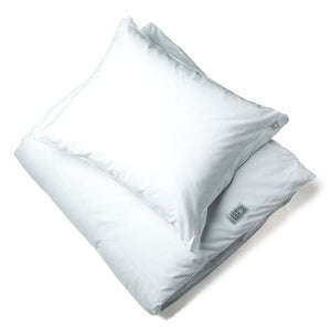 DUVET COVER PLAIN WHITE