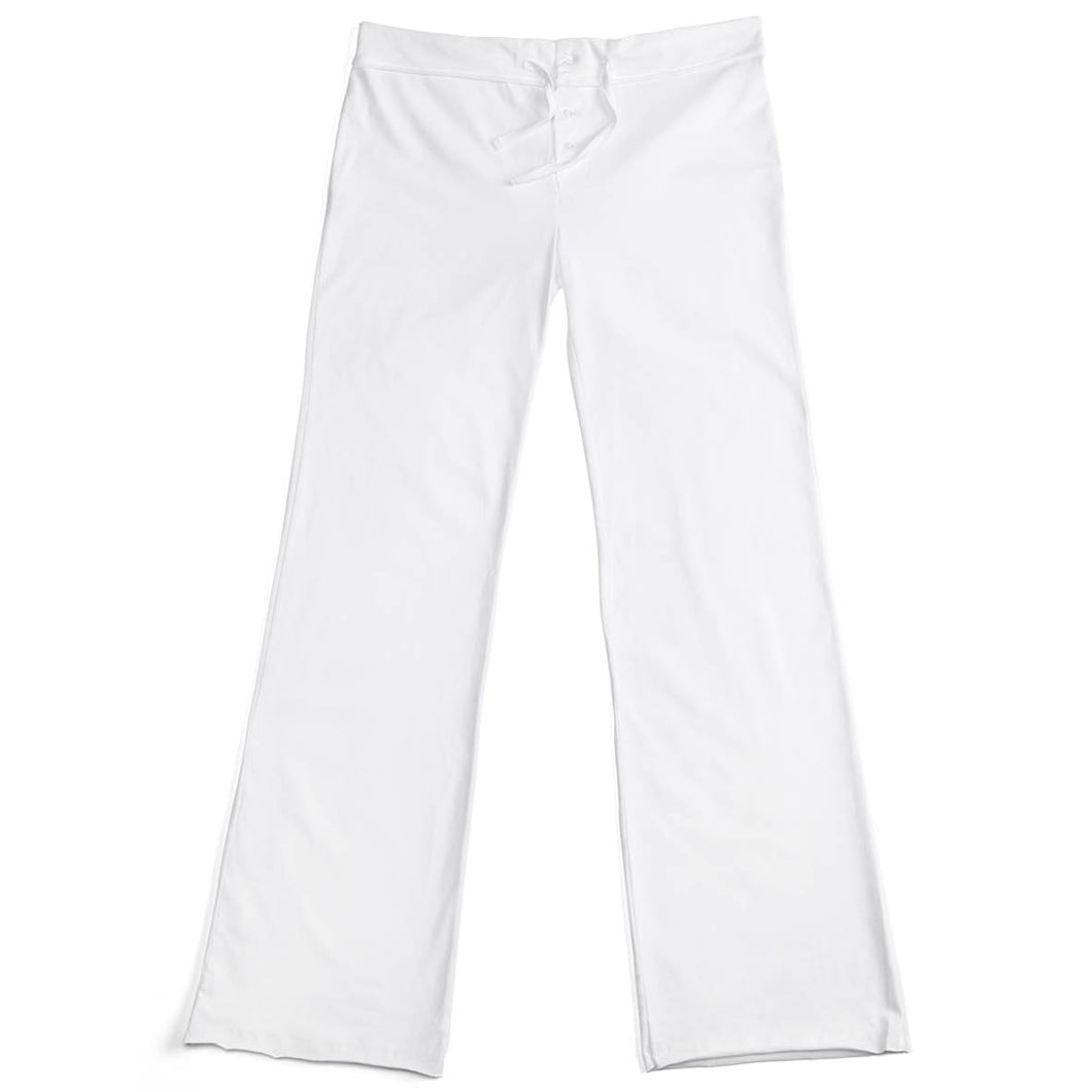 HIPPIE PANTS WHITE