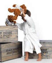CHILDRENS BATHROBE SOFTIE