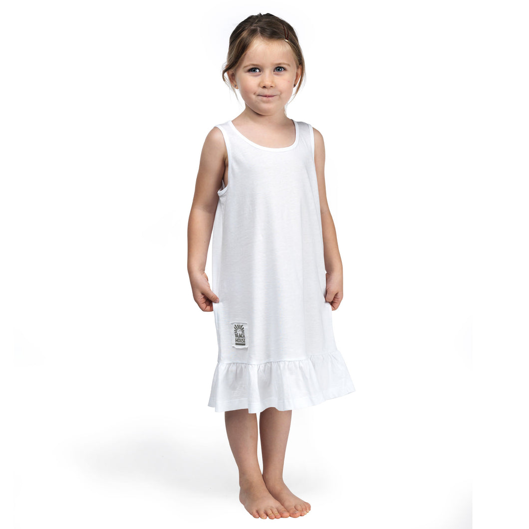 CHILDRENS NIGHTGOWN FRILL