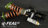 Feal Suspension Coilovers - Mitsubishi Evolution X (CZ4A) 2008 - 2016