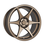 Stage Wheels Knight 17x9 +35mm 5x114.3 CB 73.1 Color Matte Bronze