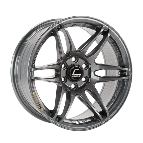 MRII Gun Metal Wheel 17x8.0 +15mm 6x114.3