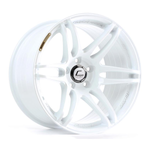 MRII White Wheel 18x9.5 +15mm 5x114.3