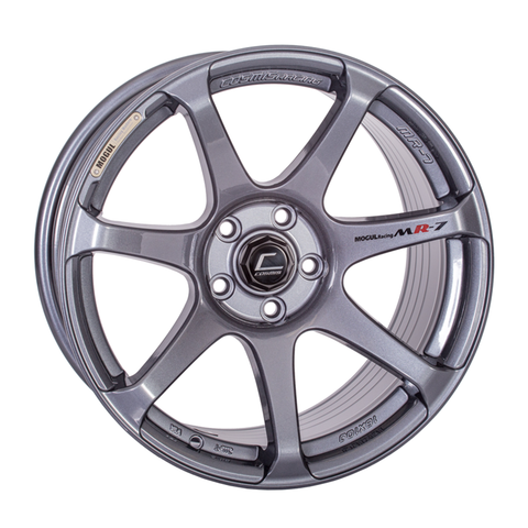 MR7 Gun Metal Wheel 18x9 +25mm 5x114.3
