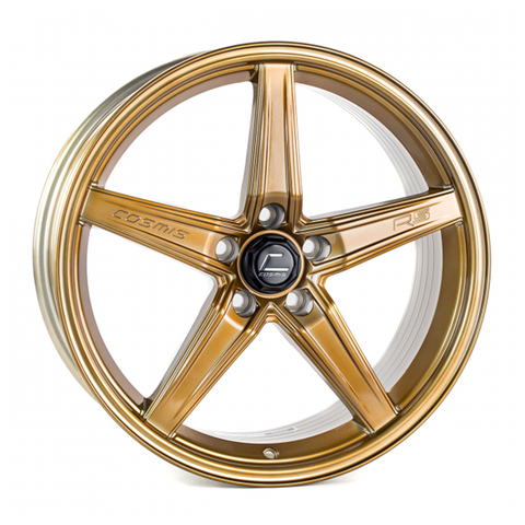 R5 Hyper Bronze Wheel 18x8.5 +40mm 5x108