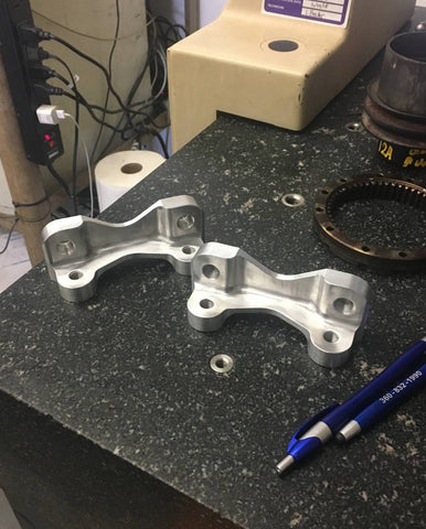 Acura Legend Rear BBK Bracket