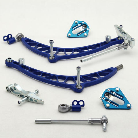 Wisefab Front Drift Suspension Kit - BMW M3 / 3-Series (E36) 1992 - 1997