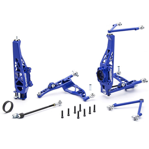 Wisefab Front Drift Suspension Kit - Nissan 350Z (Z33) 2003-2008