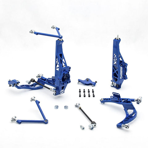 Wisefab Front Drift Suspension Kit - Nissan 370Z (Z34) 2009+