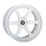 XT-006R White Wheel 20x9.5 +10mm 5x120