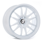 XT-206R White Wheel 18x9 +33mm 5x100