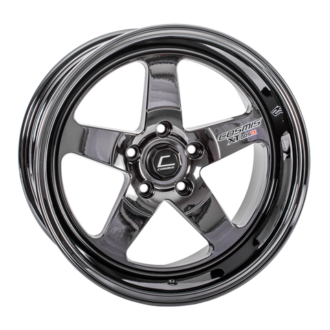 XT-005R Black Chrome Wheel 18x10 +20mm 5x120